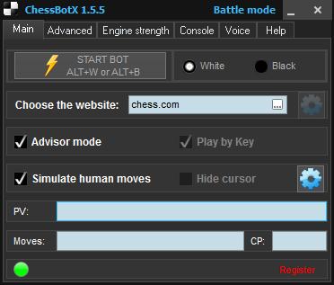 Chess Bot - Main | Chess cheat | Best move